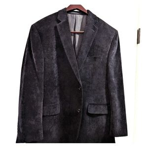 DEAL: Calvin Klein men's navy blue sportcoat; used
